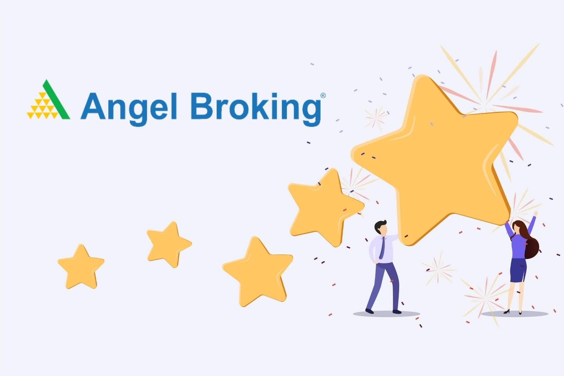 Angel Broking Review   Nifty Brokers
