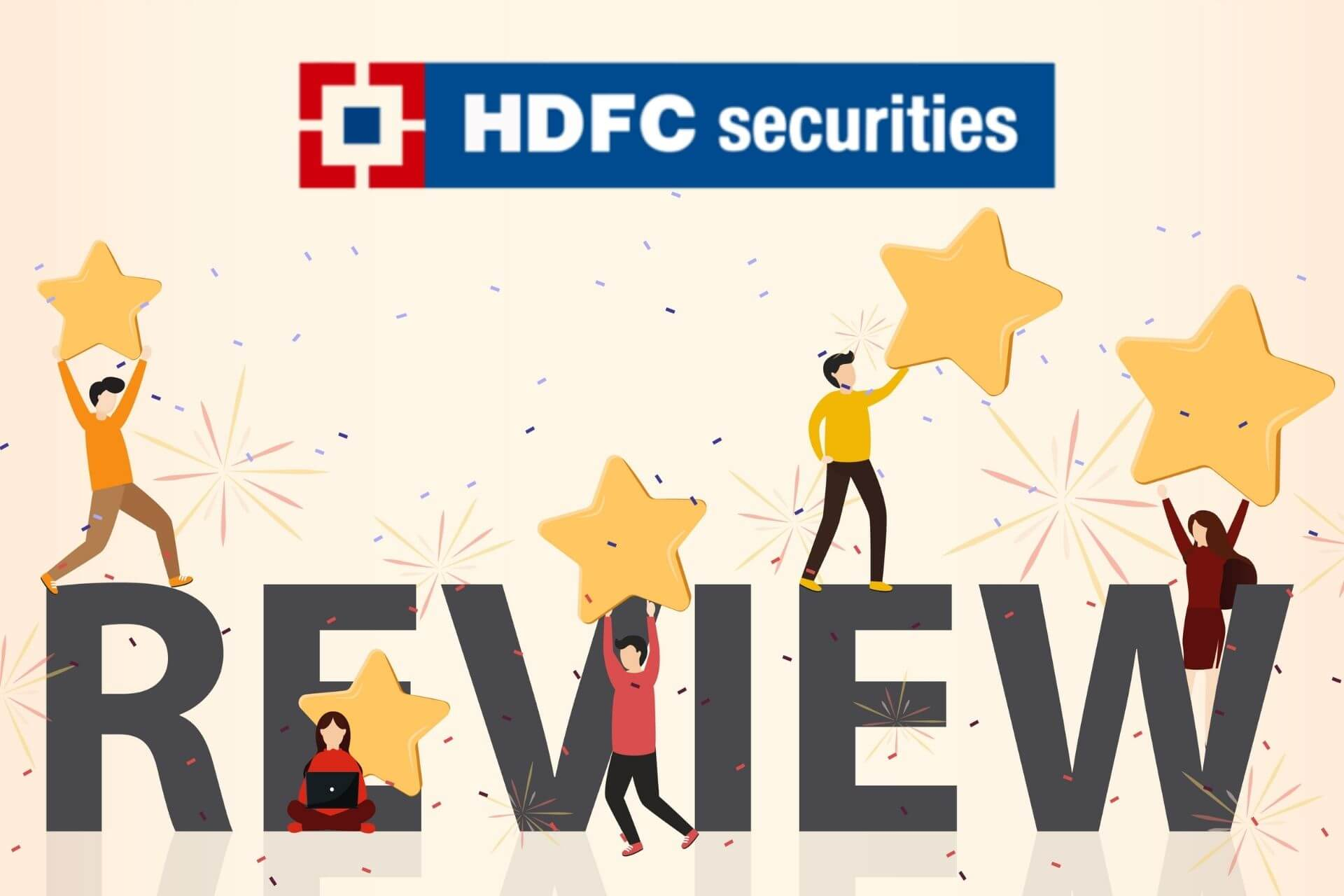 HDFC Securities Review   Nifty Brokers