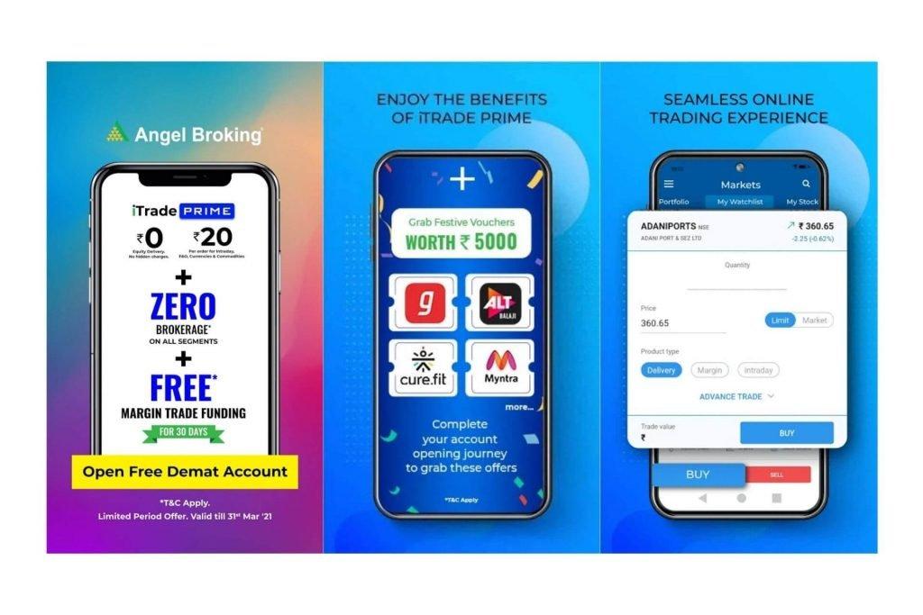 Angel Broking App | Nifty Brokers