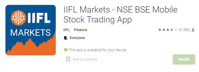 IIFL Markets app | Best Stock Trading Apps for Beginners
