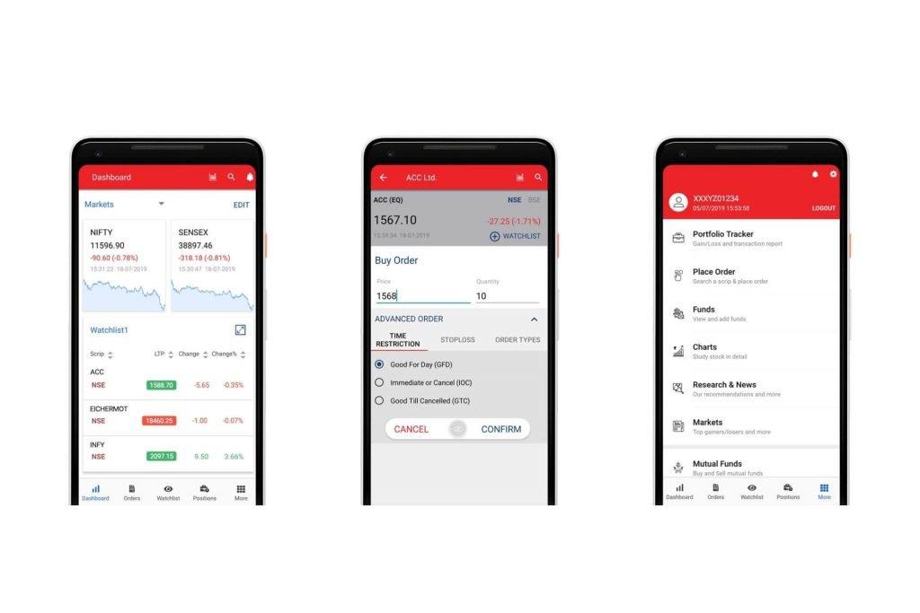 Kotak Securities Review 2021 - Trading App