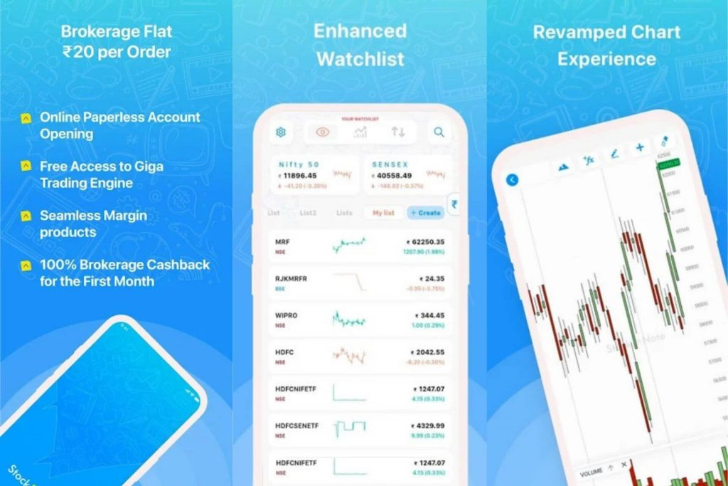 Samco Stock Note App Review