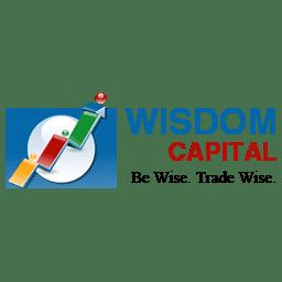Wisdom Capital Logo | High Leverage Brokers in India