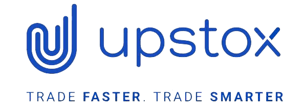 Upstox Logo | High Leverage Brokers in India
