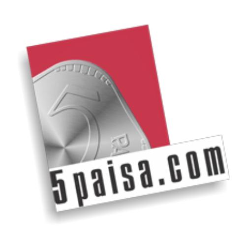 5paisa logo